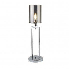 Krištáľová Stojanová lampa Searchlight EU9052CC Searchlight - 1