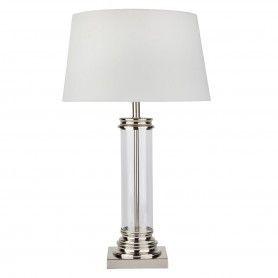 Nočná lampa stolná Searchlight EU5141SS Searchlight - 1