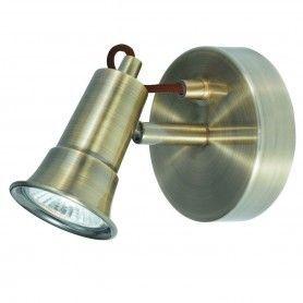 Nástenné bodové svietidlo spot Searchlight 1221AB Searchlight - 1