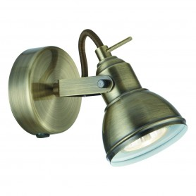 Nástenné bodové svietidlo spot Searchlight 1541AB Searchlight - 1