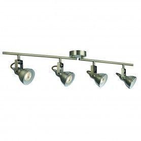 Stropné bodové svietidlo spot Searchlight 1544AB Searchlight - 1