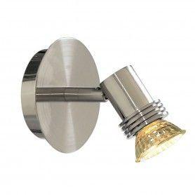 Nástenné bodové svietidlo spot Searchlight P6331SS Searchlight - 1
